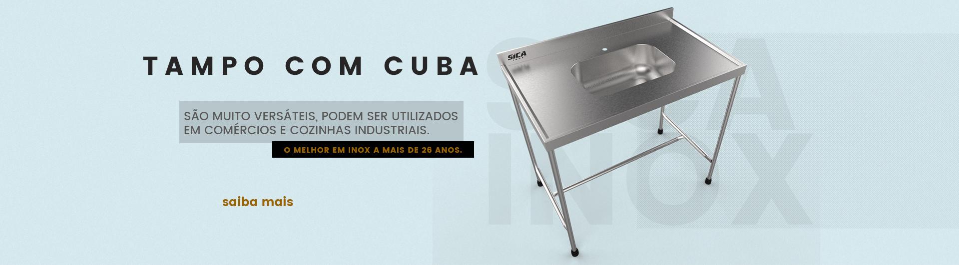 Tampo com Cuba